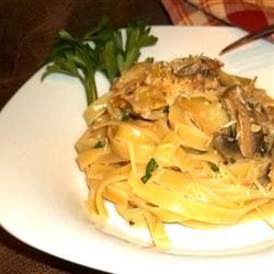 Romantic Chicken with Artichokes and Mushrooms Alida Rovetto