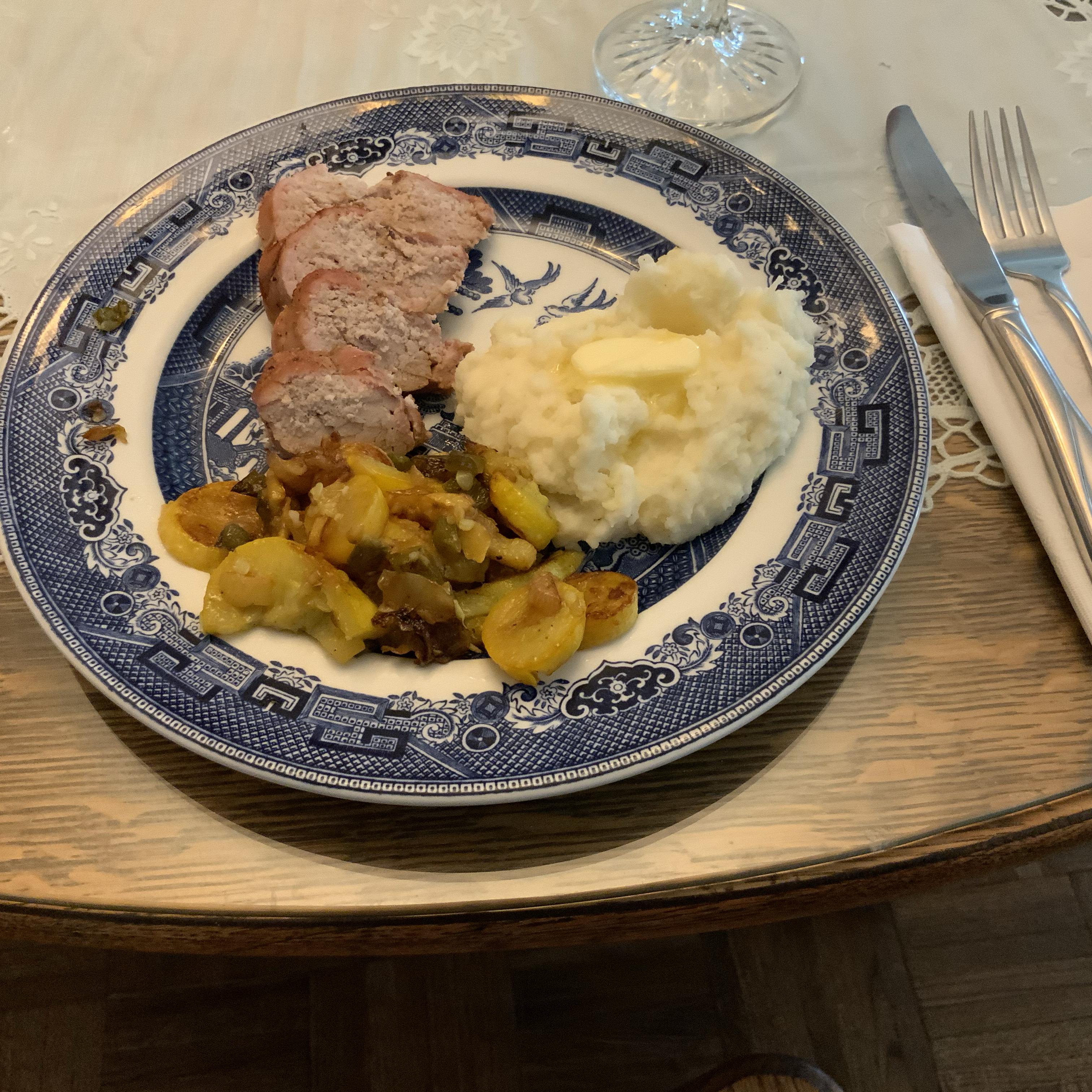 High-Temp Pork Roast Grannie