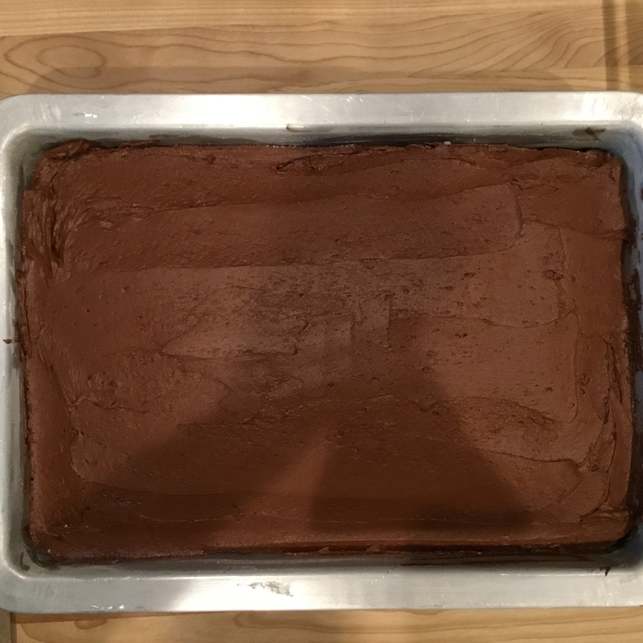 Homemade Chocolate Frosting Kay