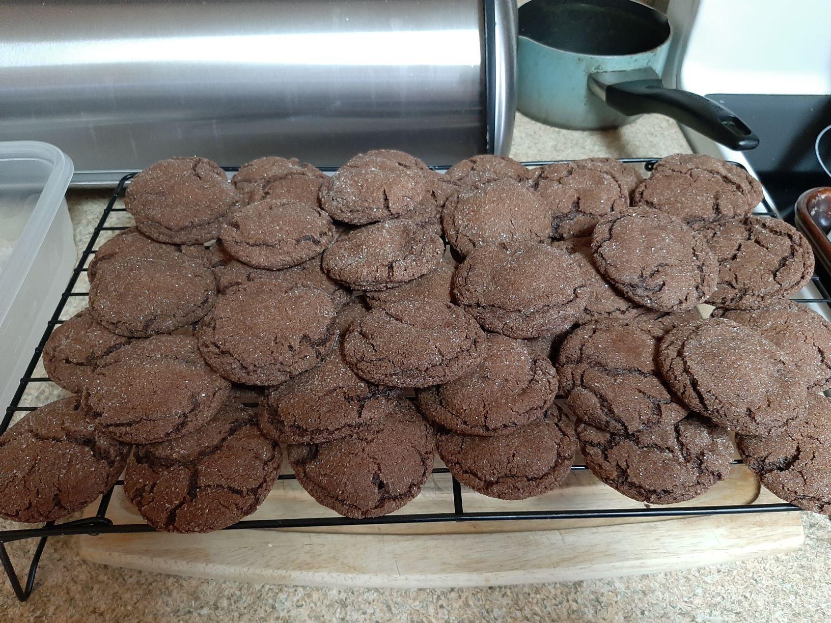 Chocolate Snickerdoodles sequoia04