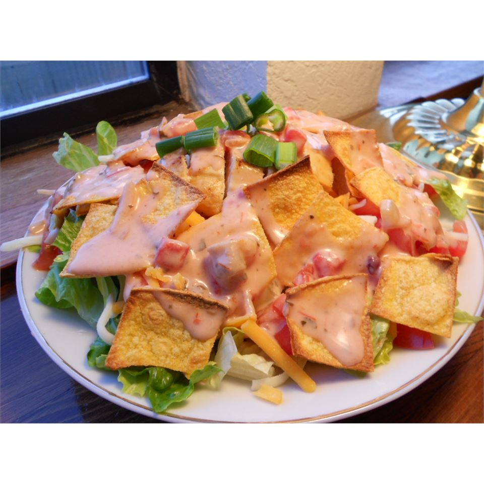 Santa Fe Chicken Salad kellieann