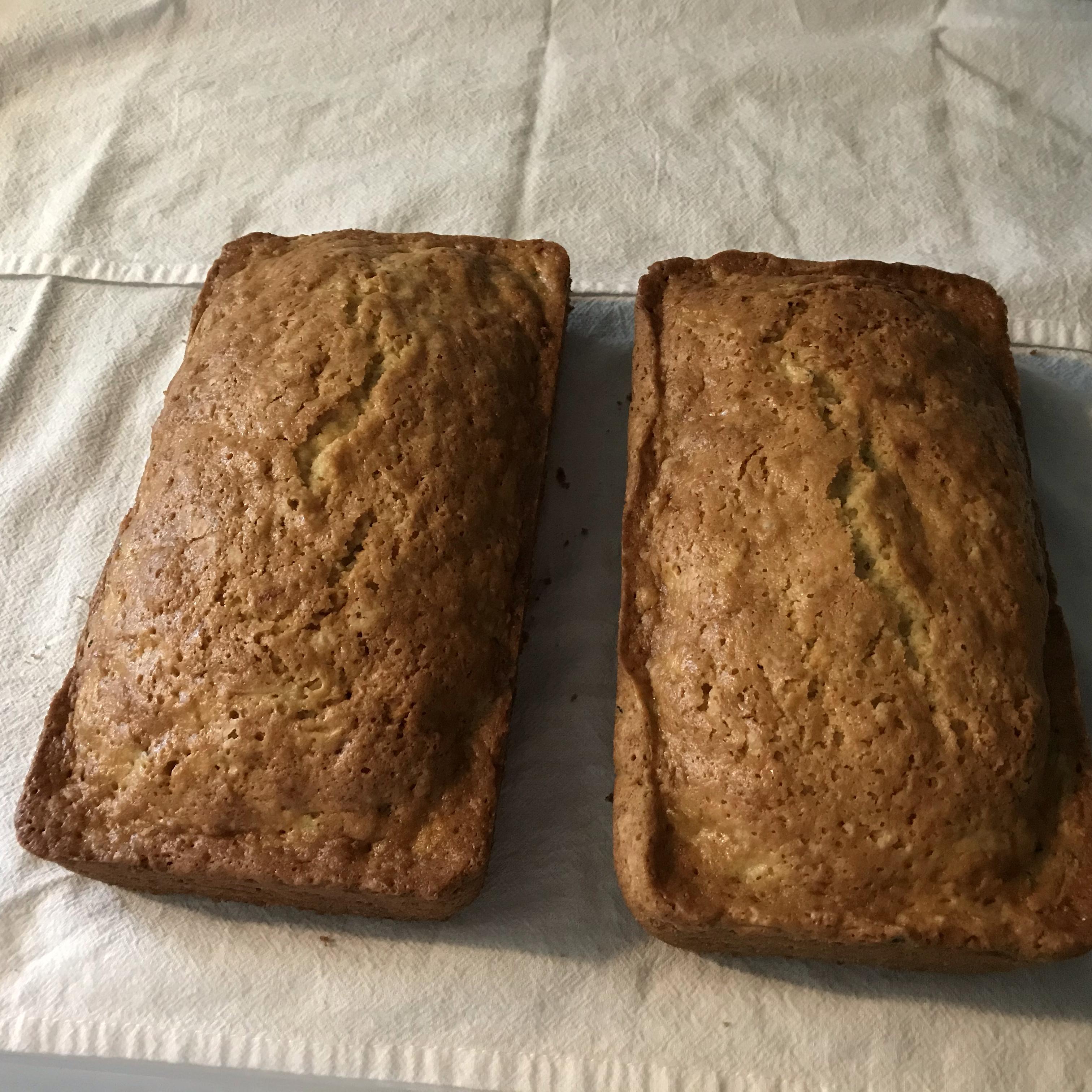 Zucchini Bread VII Maviro