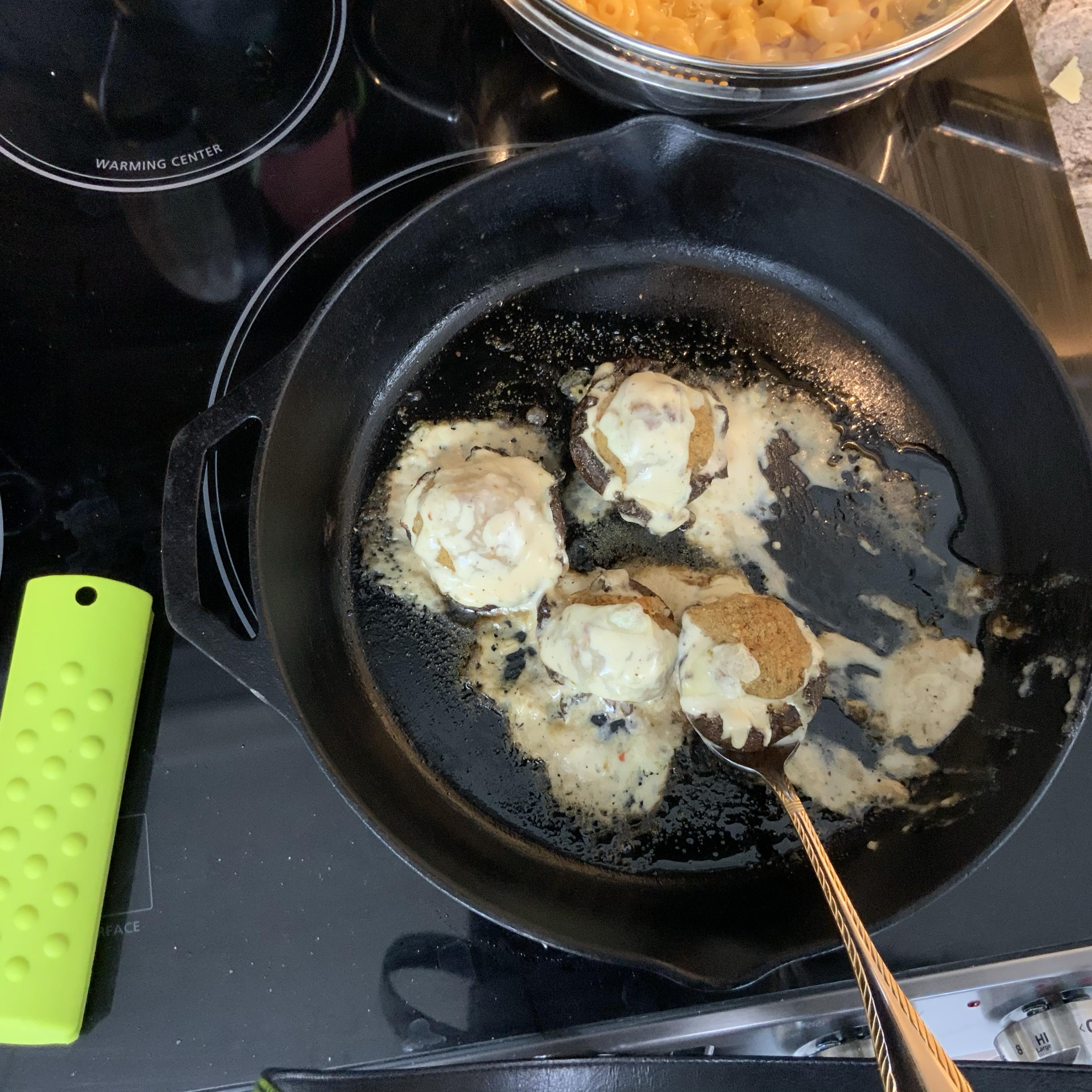 Turkey Croquettes michele gudgel