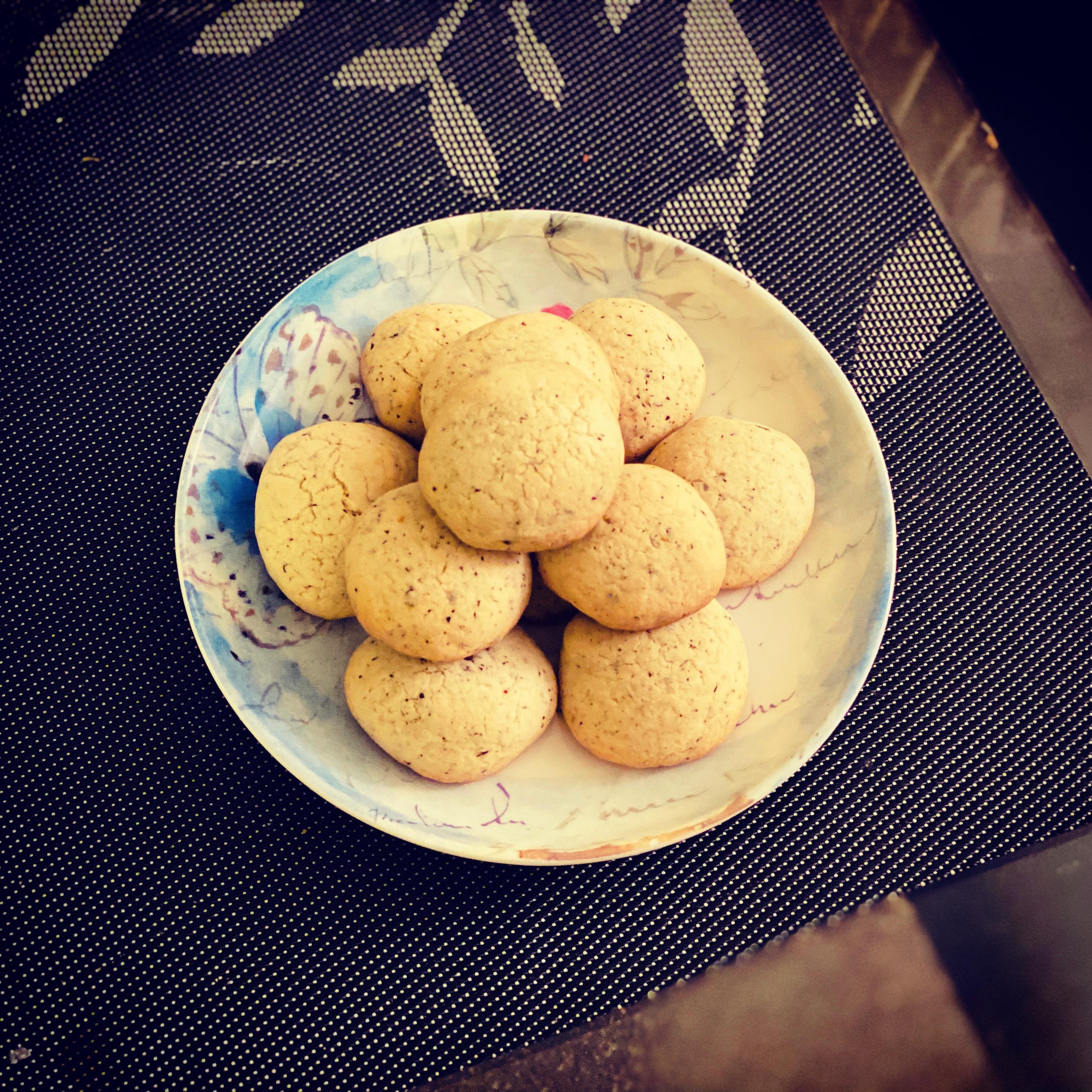 Chai Snickerdoodle Cookies Destine