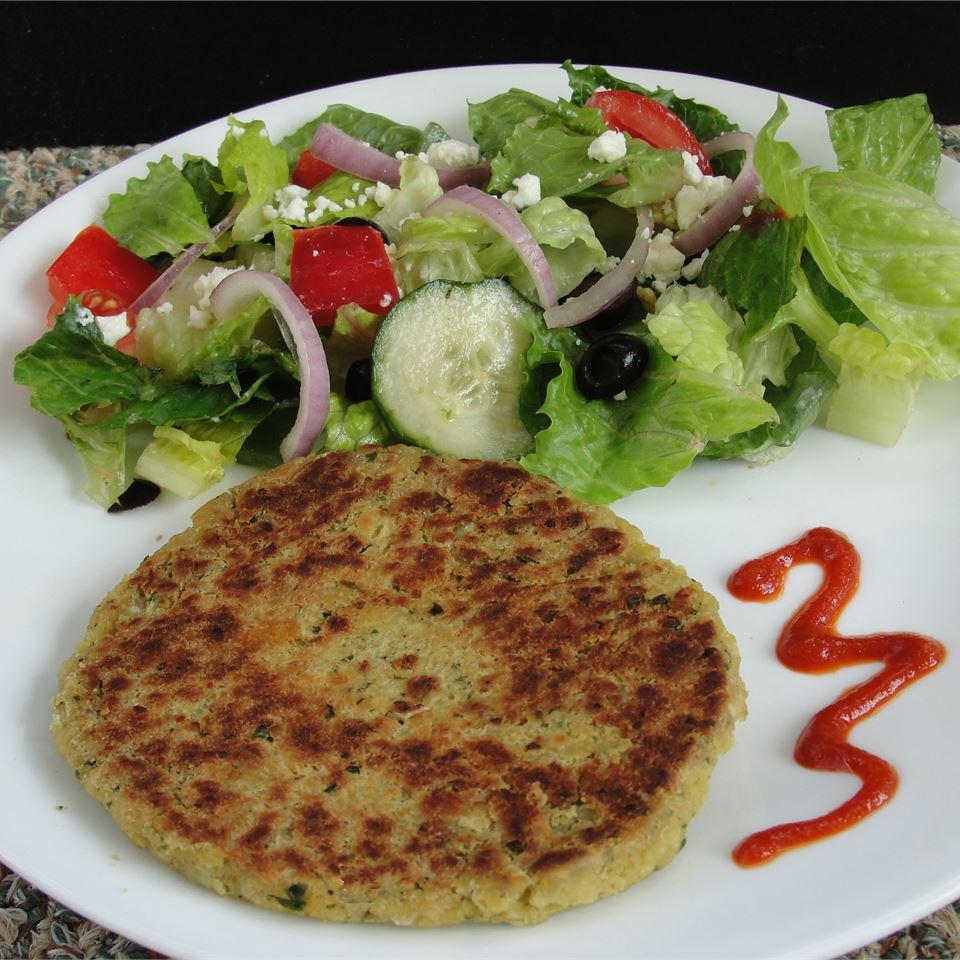 Pan-Fried Falafel TJ Lombard