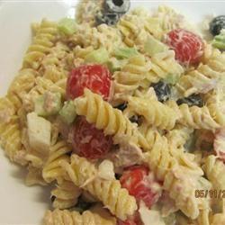 Macaroni Tuna Salad milesde2000