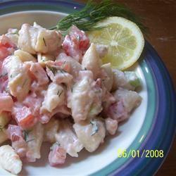 Fresh Dill Pasta Salad Elisha Lyons