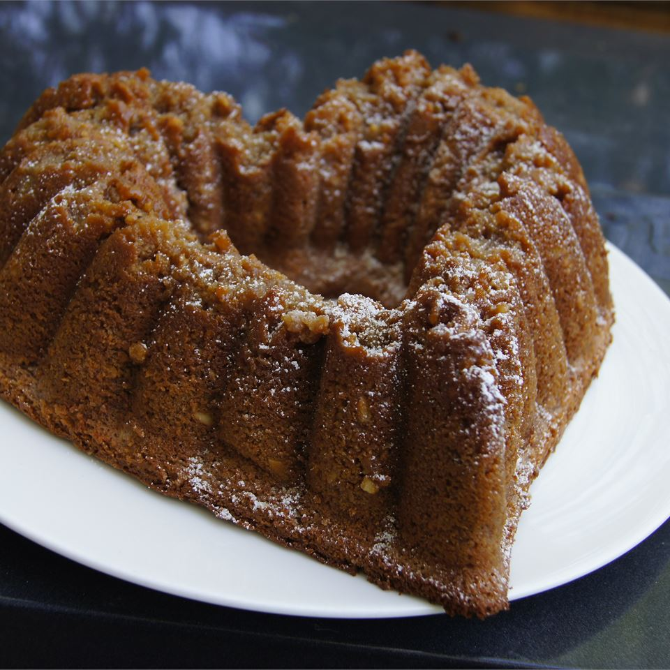 Raspberry Nut Butter Cake