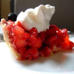 Strawberry Pie without Jell-O®