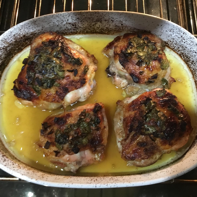 Oregano-Lemon Chicken Carol jenkins
