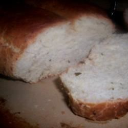 Fresh Rosemary Bread Tanaquil