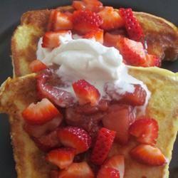 Gil's Brioche French Toast