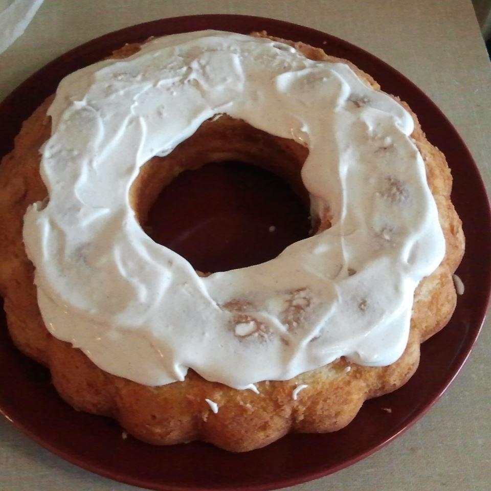 Wonderful Yogurt Cake