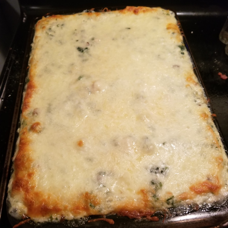 Chicken Lasagna with White Sauce _bailey_