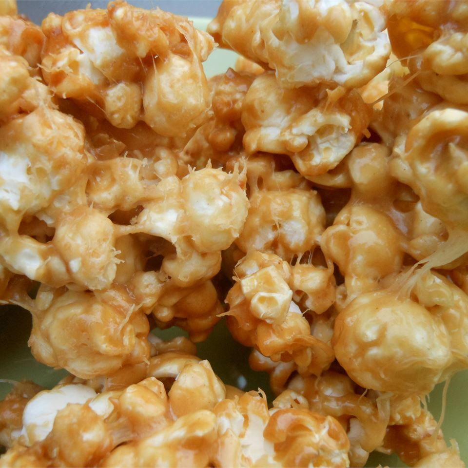 Peanut Butter Popcorn SunnyDaysNora
