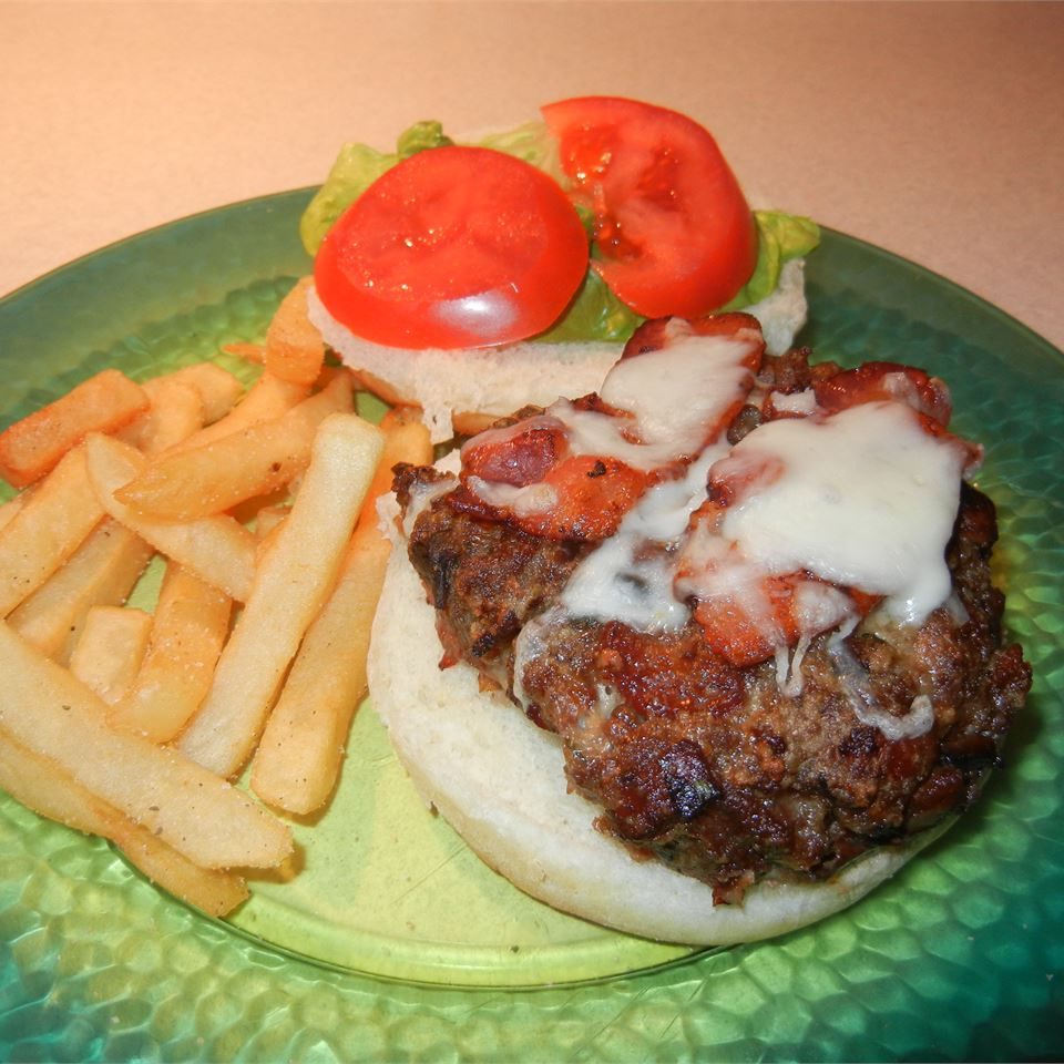 Meat Lover's Burger