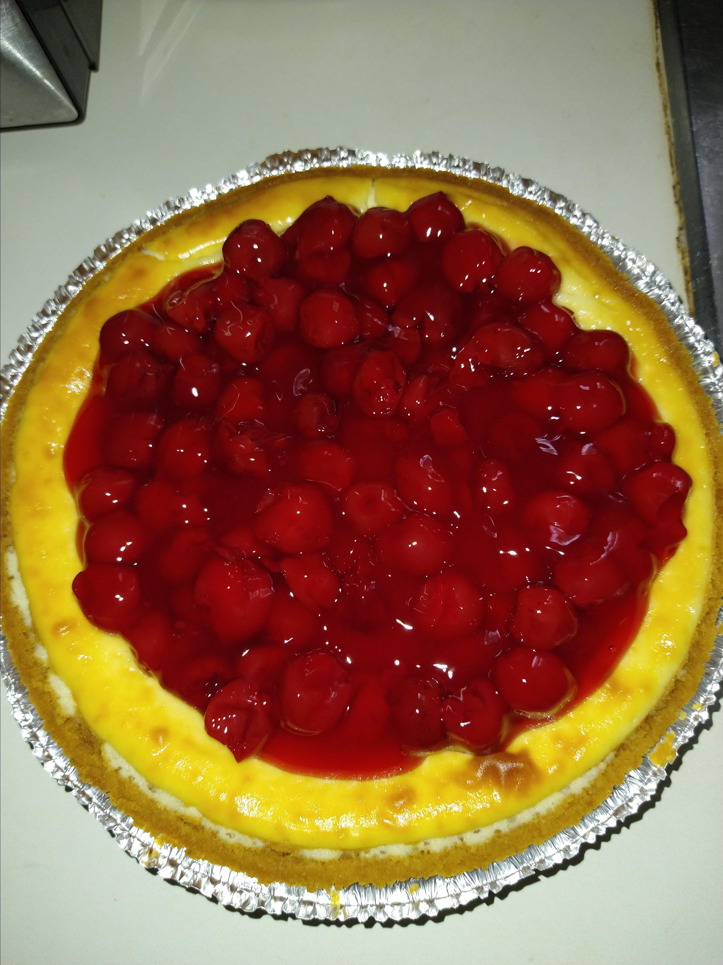 Joey's Cheesecake Natacha