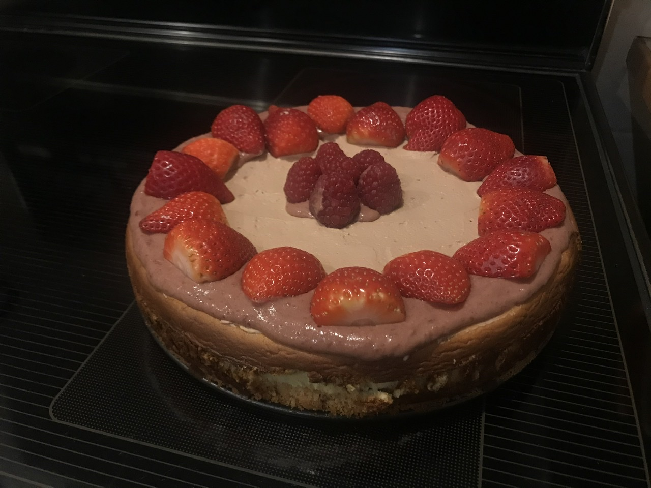 PHILADELPHIA INDULGENCE Chocolate Mousse Cheesecake Elize Coetzee