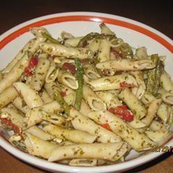 Pesto Penne Primavera Mikey's Kitchen