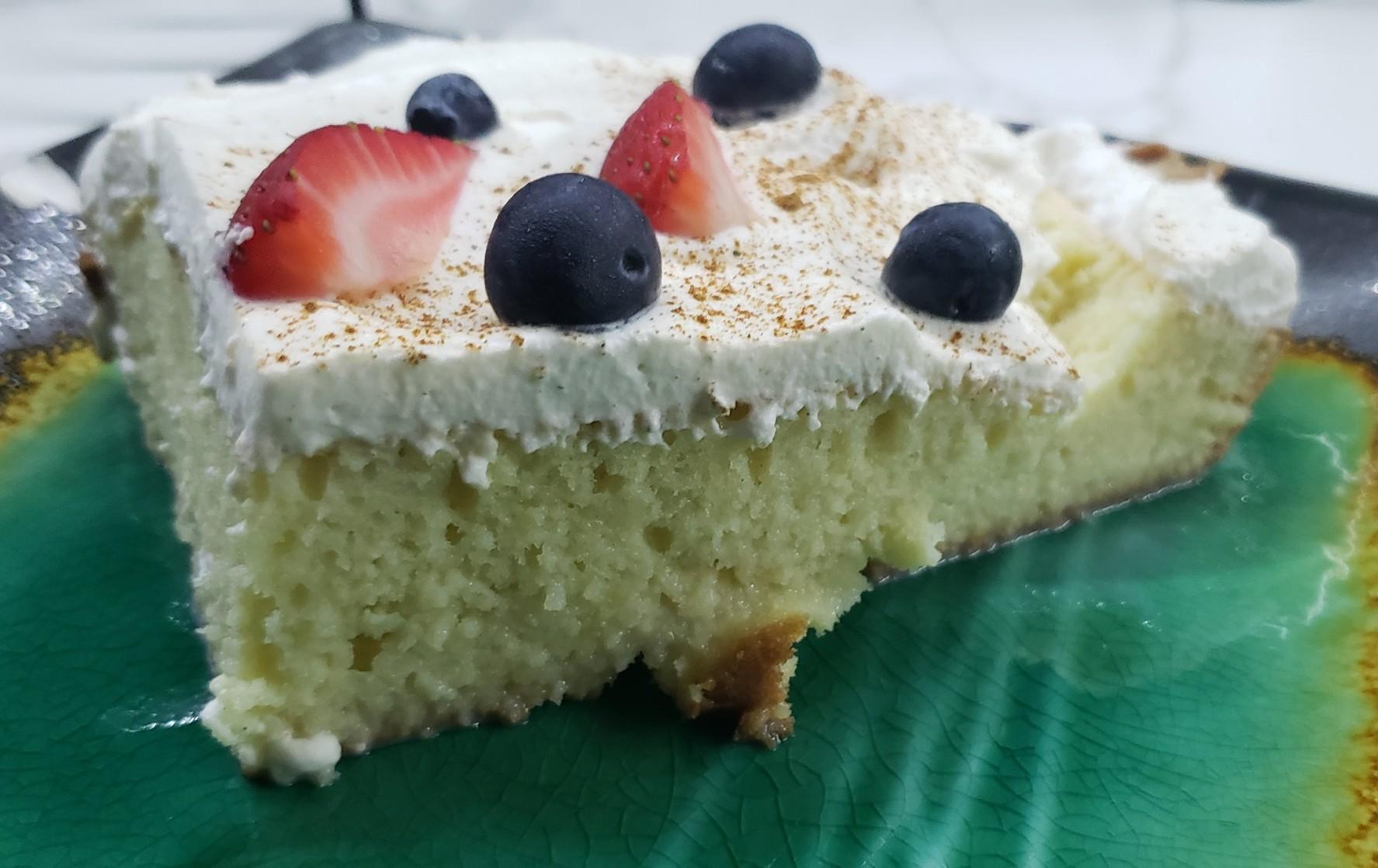 Tres Leches (Milk Cake)