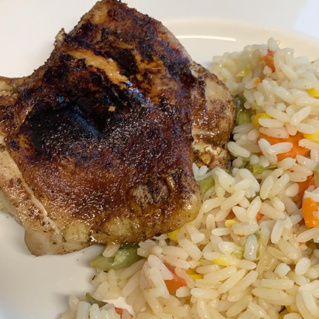 Cinnamon Chicken Maryury