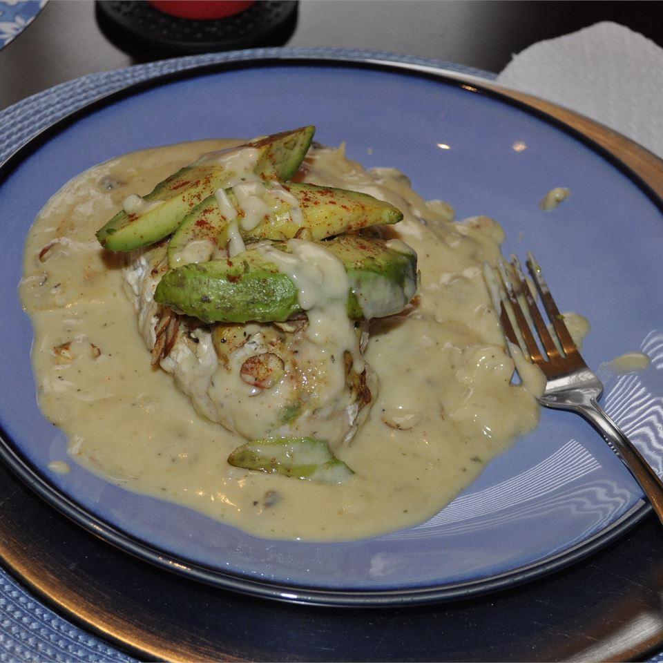 Chicken Avocado Casserole