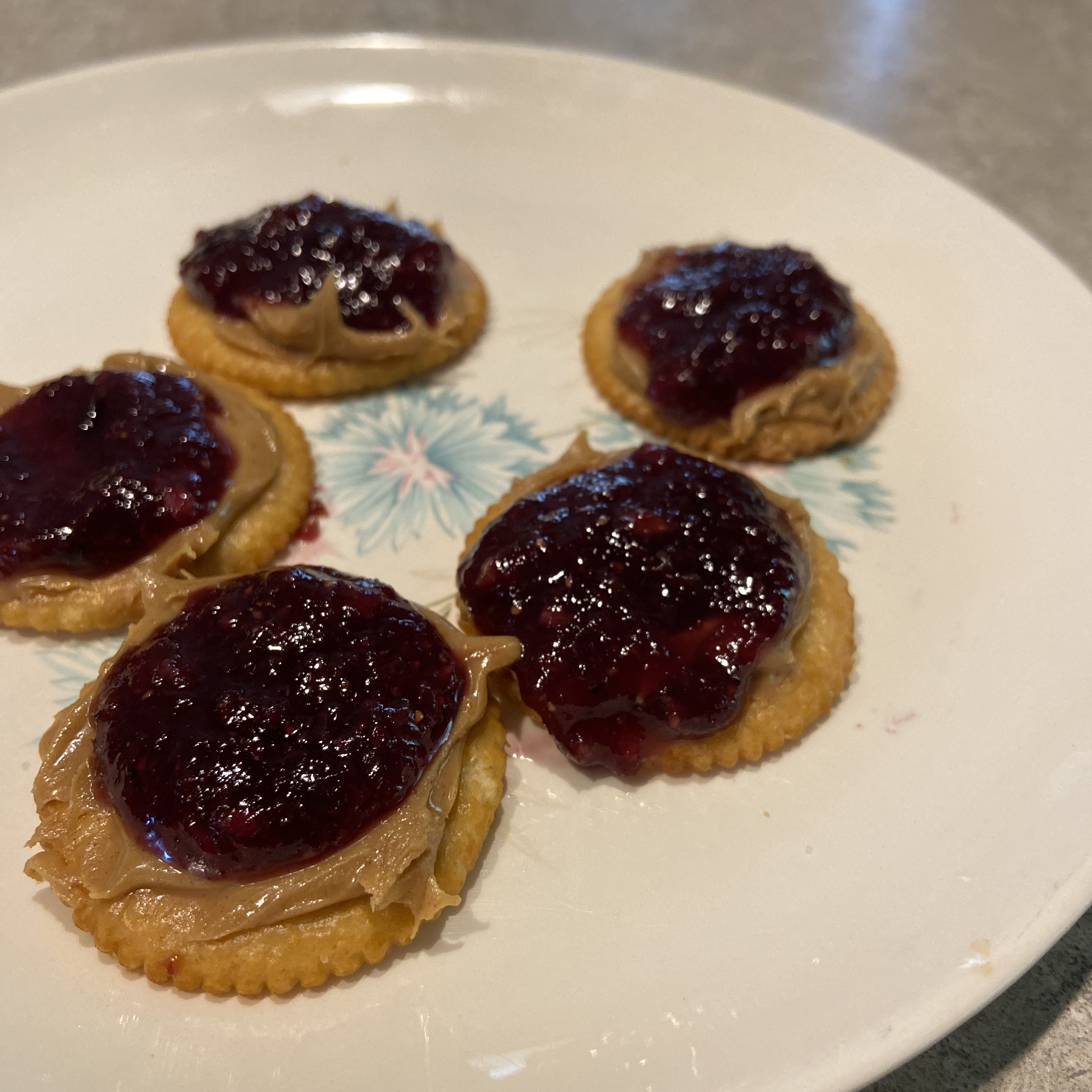 Blueberry-Fig Jam fruitdog