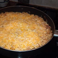 Salsafied Chicken and Rice militaryman