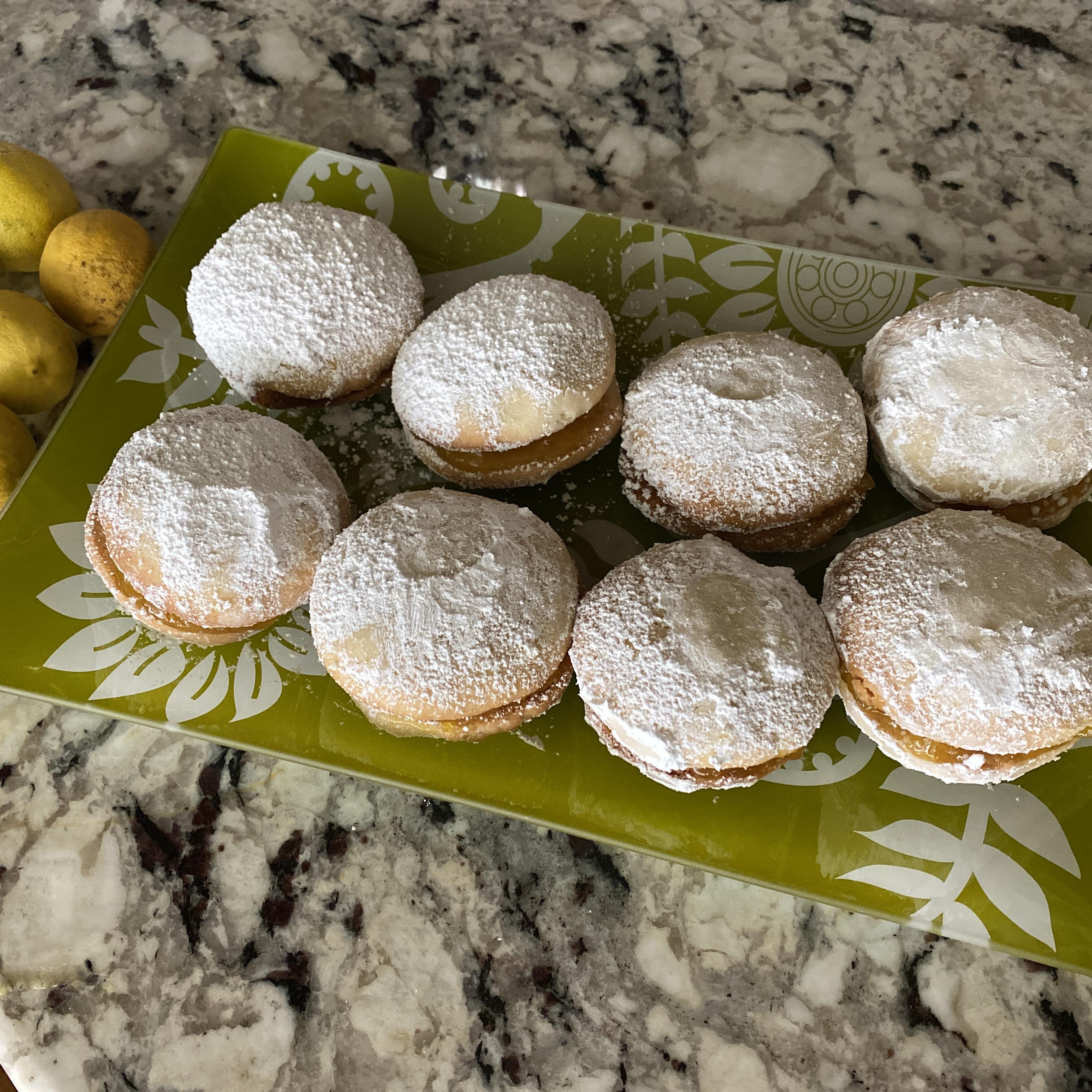Lemon Snowdrops