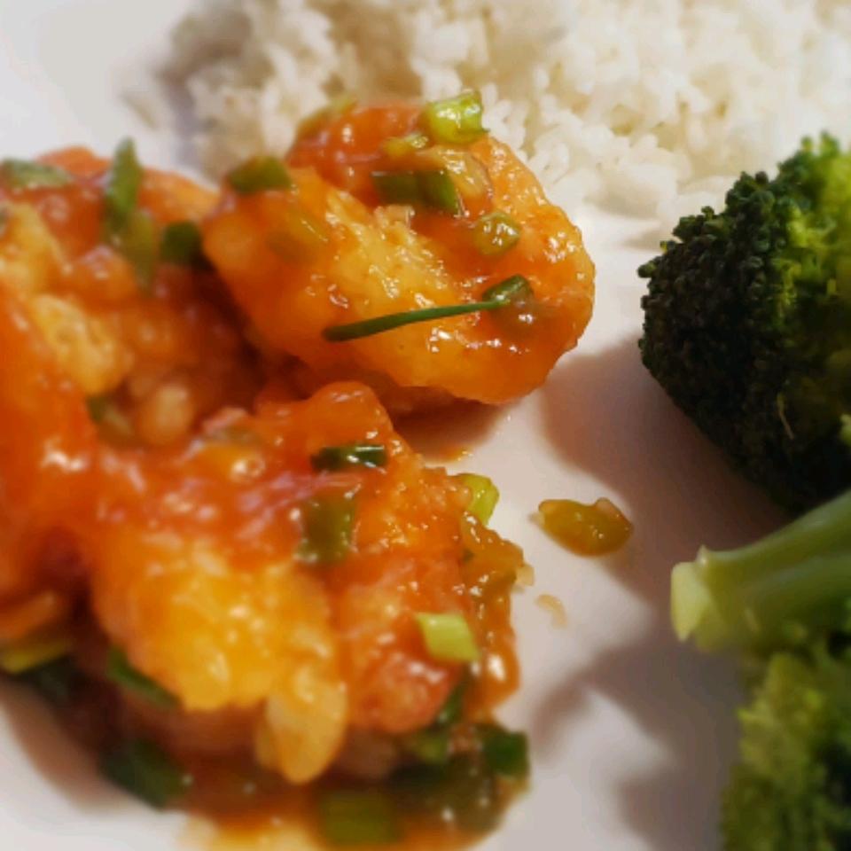 Slippery Shrimp
