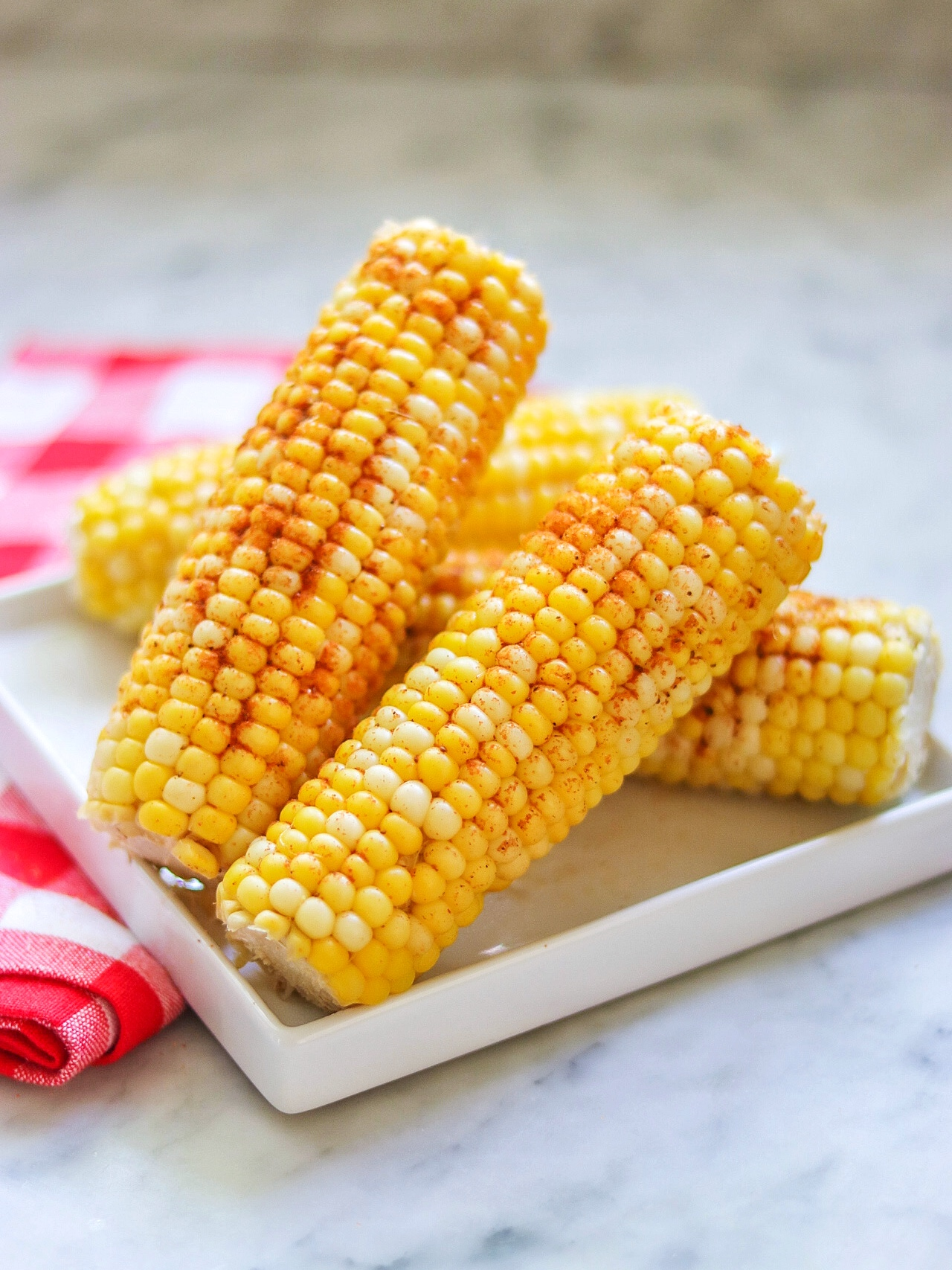 Instant Pot® Old Bay® Corn on the Cob