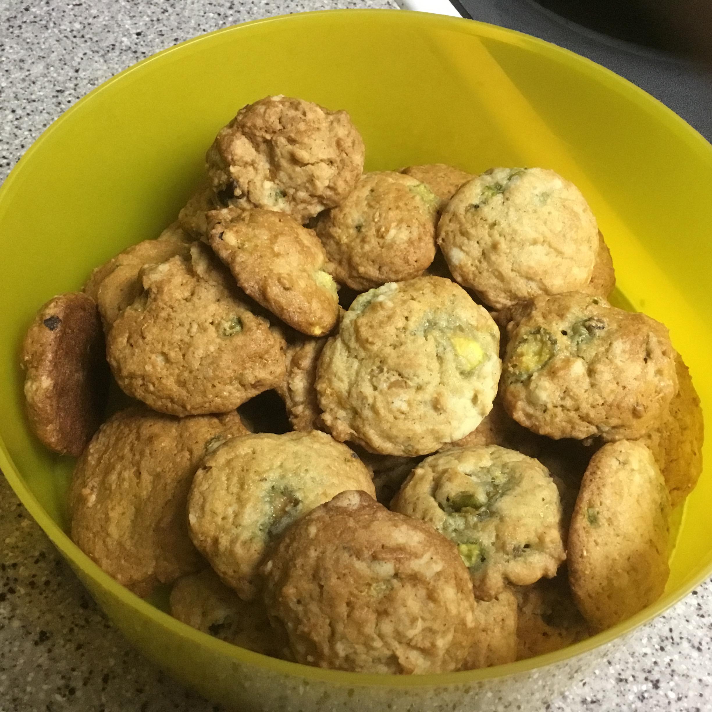 Fresh Fig Cookies