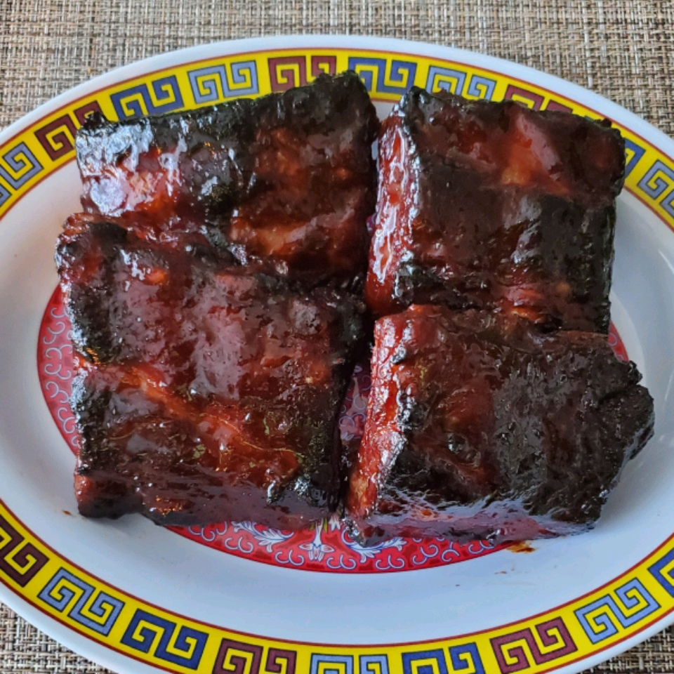 Chinese Barbeque Pork (Char Siu)