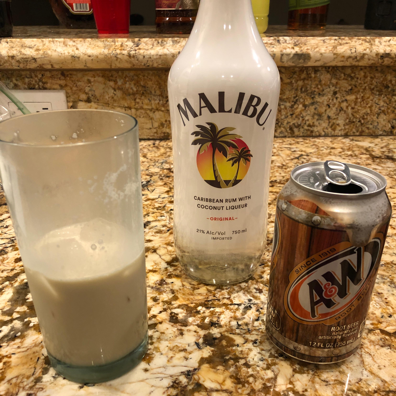 Root Beer Float Cocktail Sharon