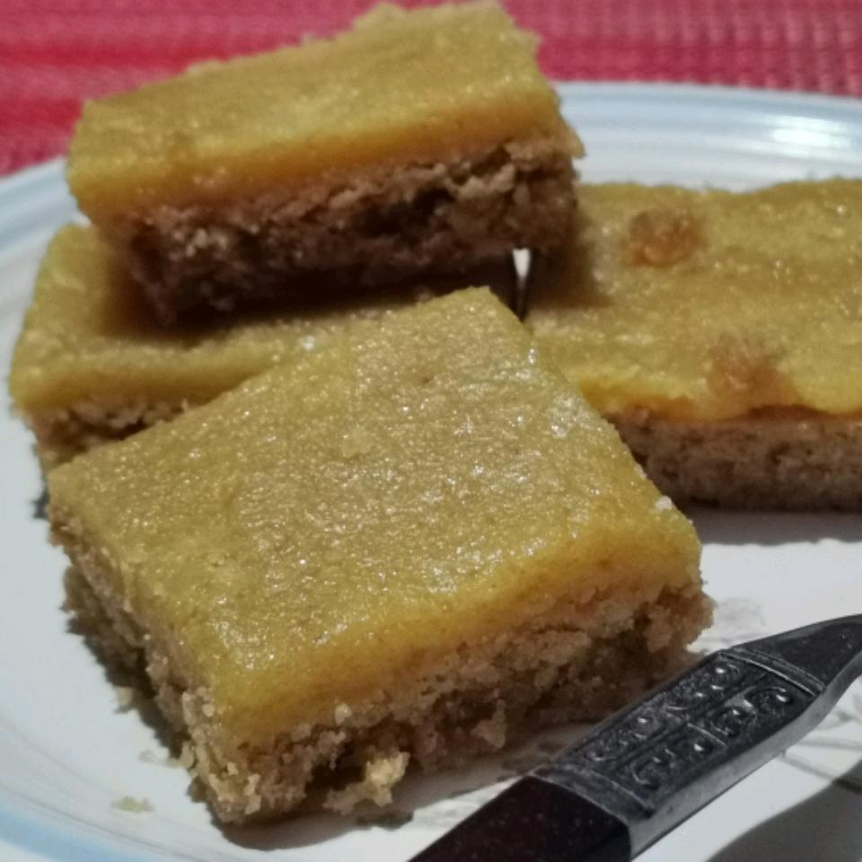 Butterscotch Brownies III