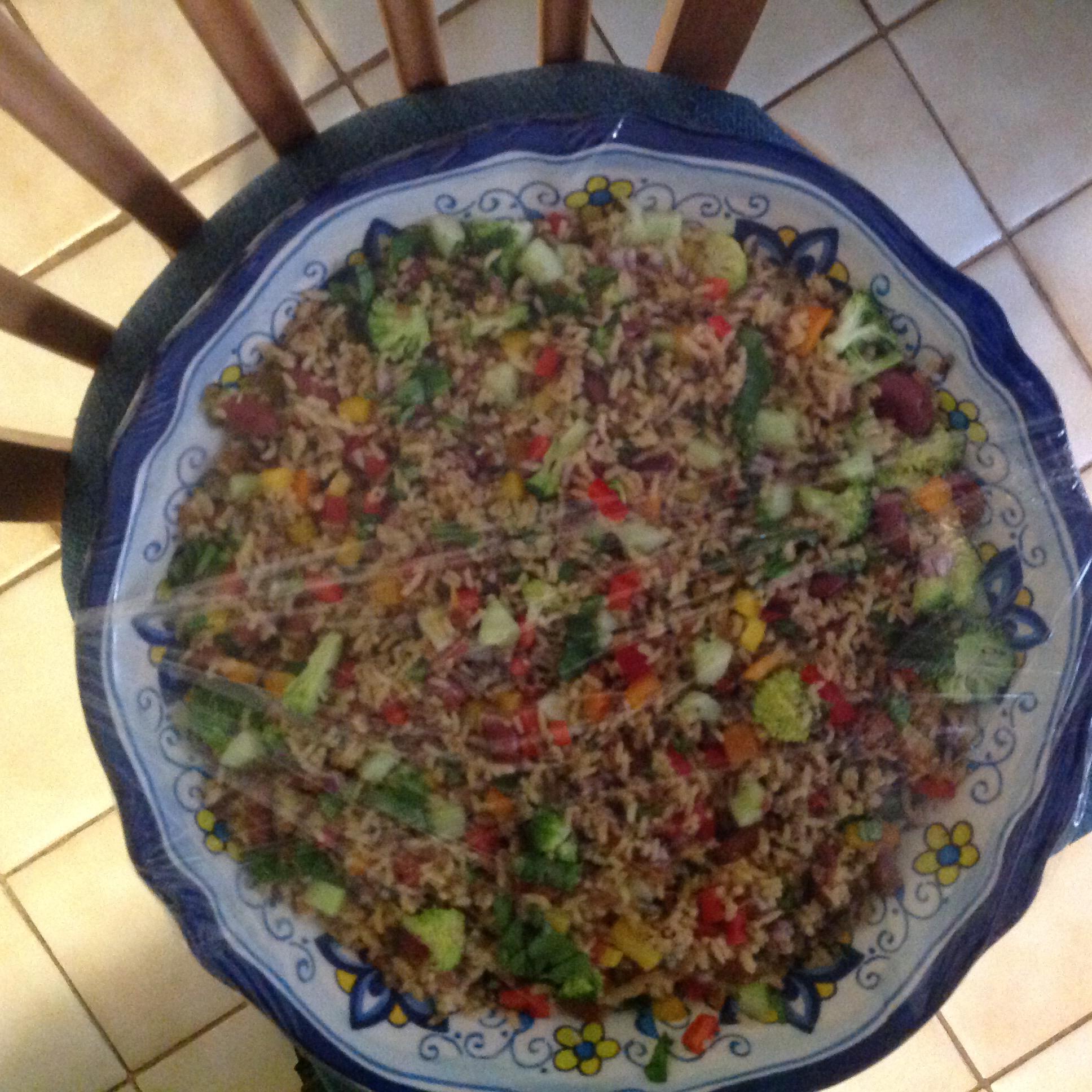 Nutty Brown Rice Salad lschaefer52
