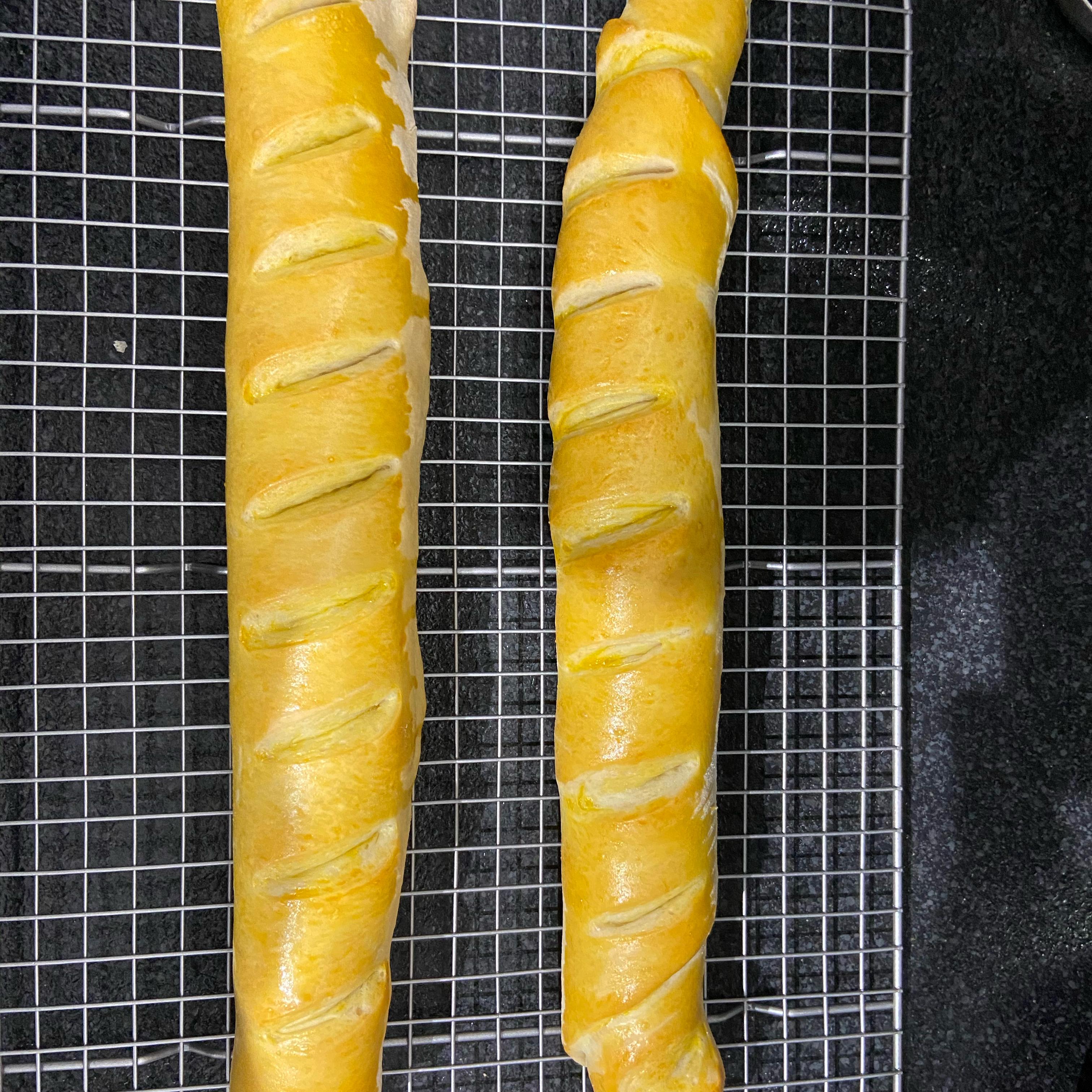 French Baguettes Rachel Woods