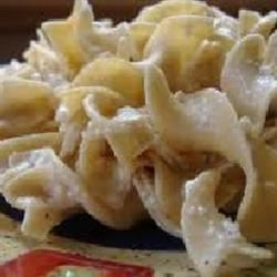 Polish Noodles (Cottage Cheese and Noodles) Brandi Rose