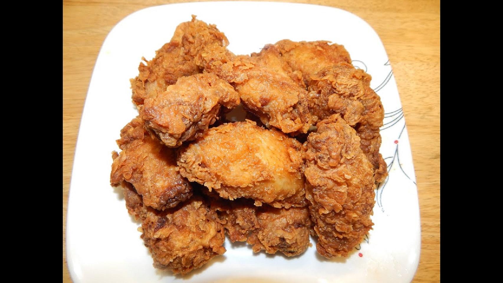 Buttermilk Fried Chicken Wings