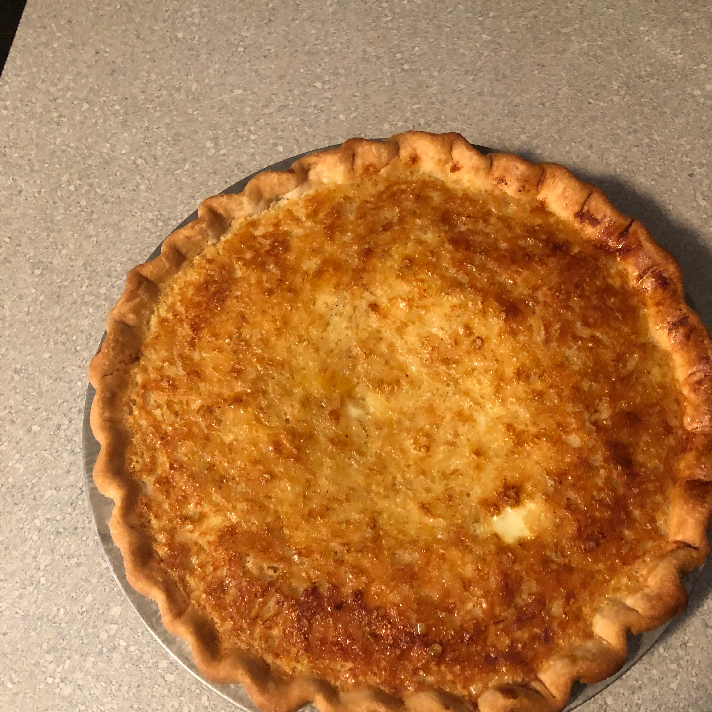 Coconut Cream Pie III Sue Dahlager-Hadden