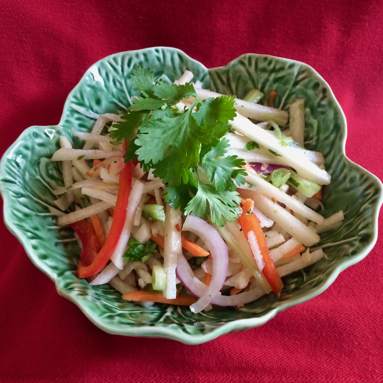 Jicama Confetti Salad