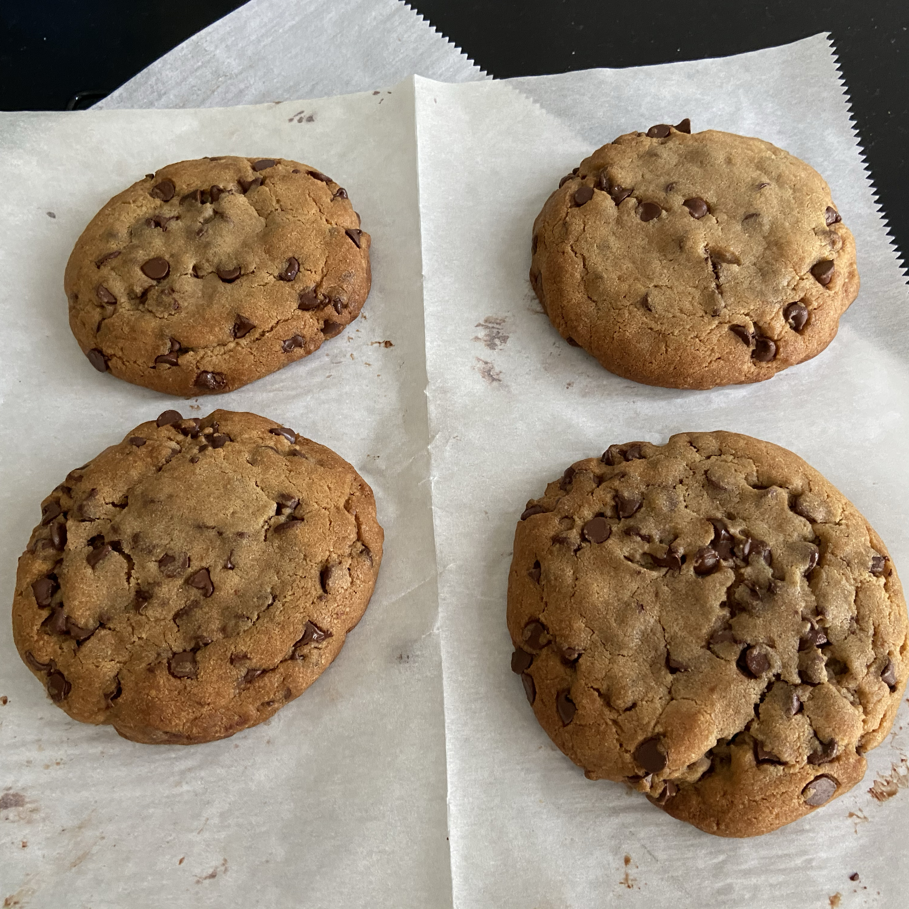 Soft Chocolate Chip Cookies I Mary Ann Rivera