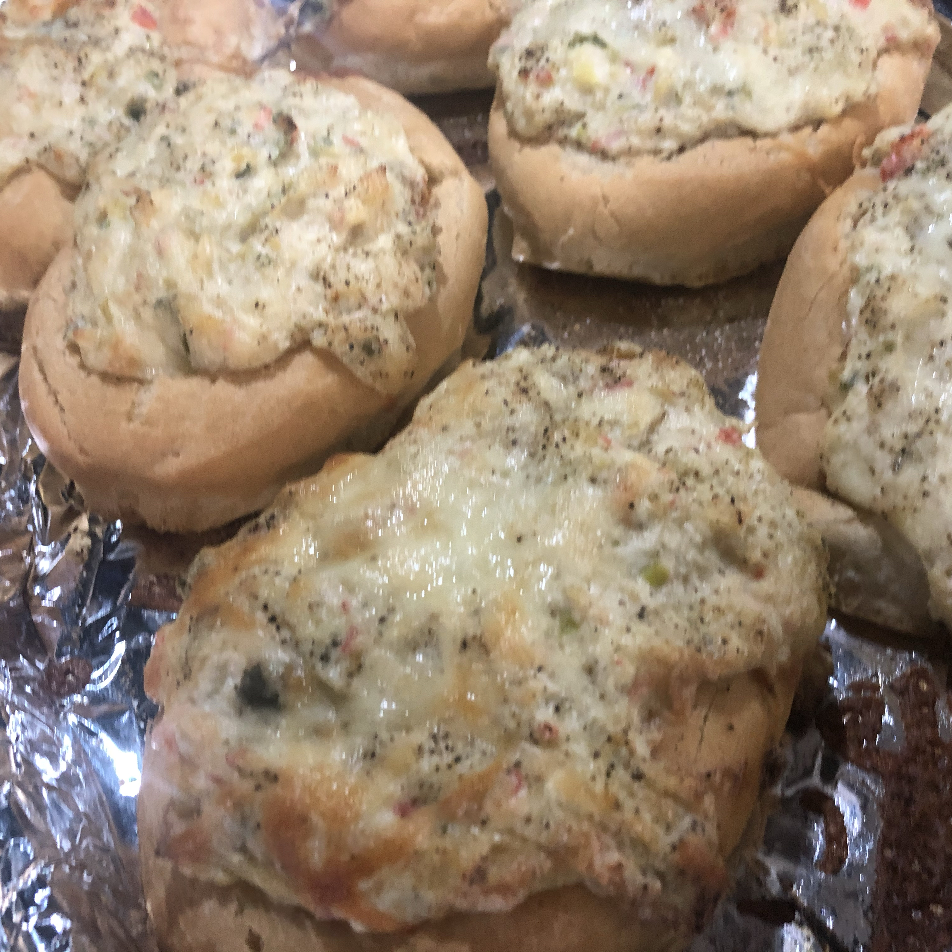 Baked Crab and Artichoke Dip Judith