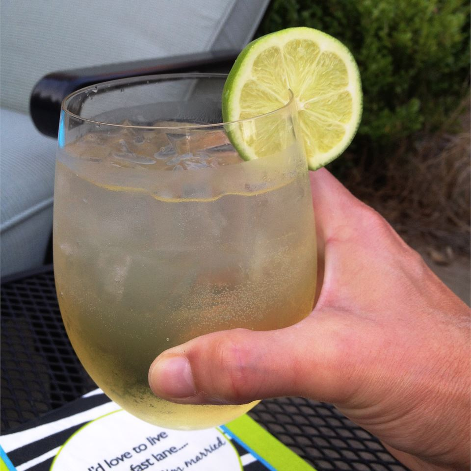 Joe's Perfect 'Anti-Sour Mix' Margarita Staci
