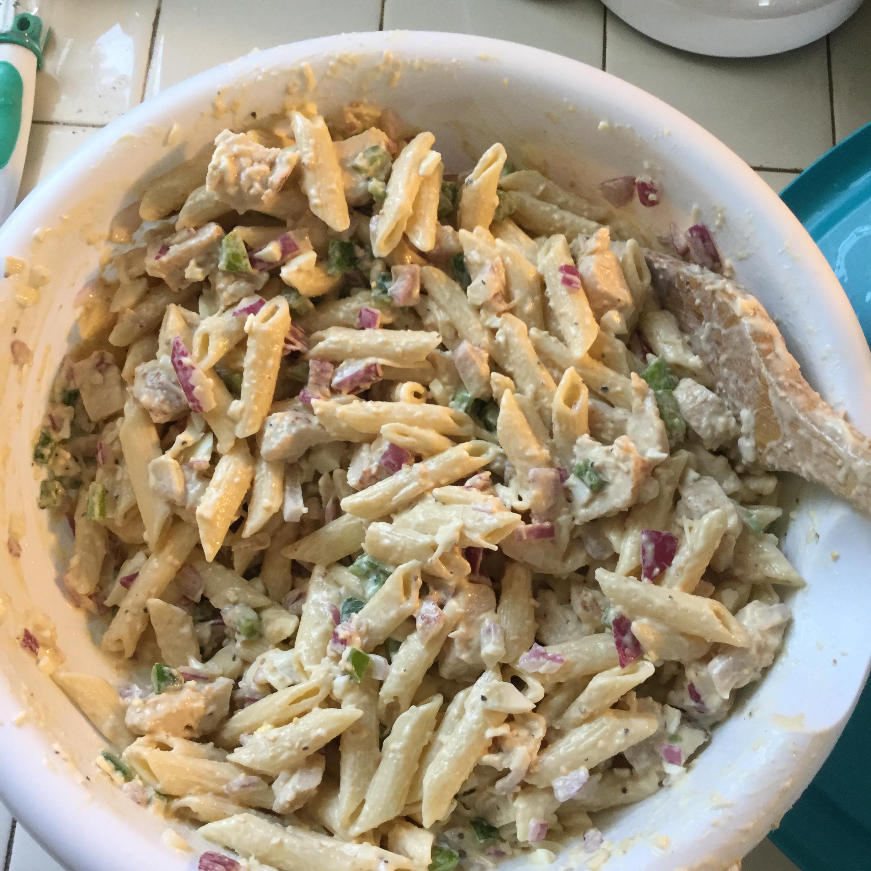 Chicken Caesar Pasta Salad Mckinzie