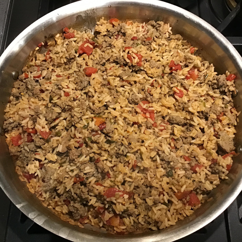 Cajun Dirty Rice Florence