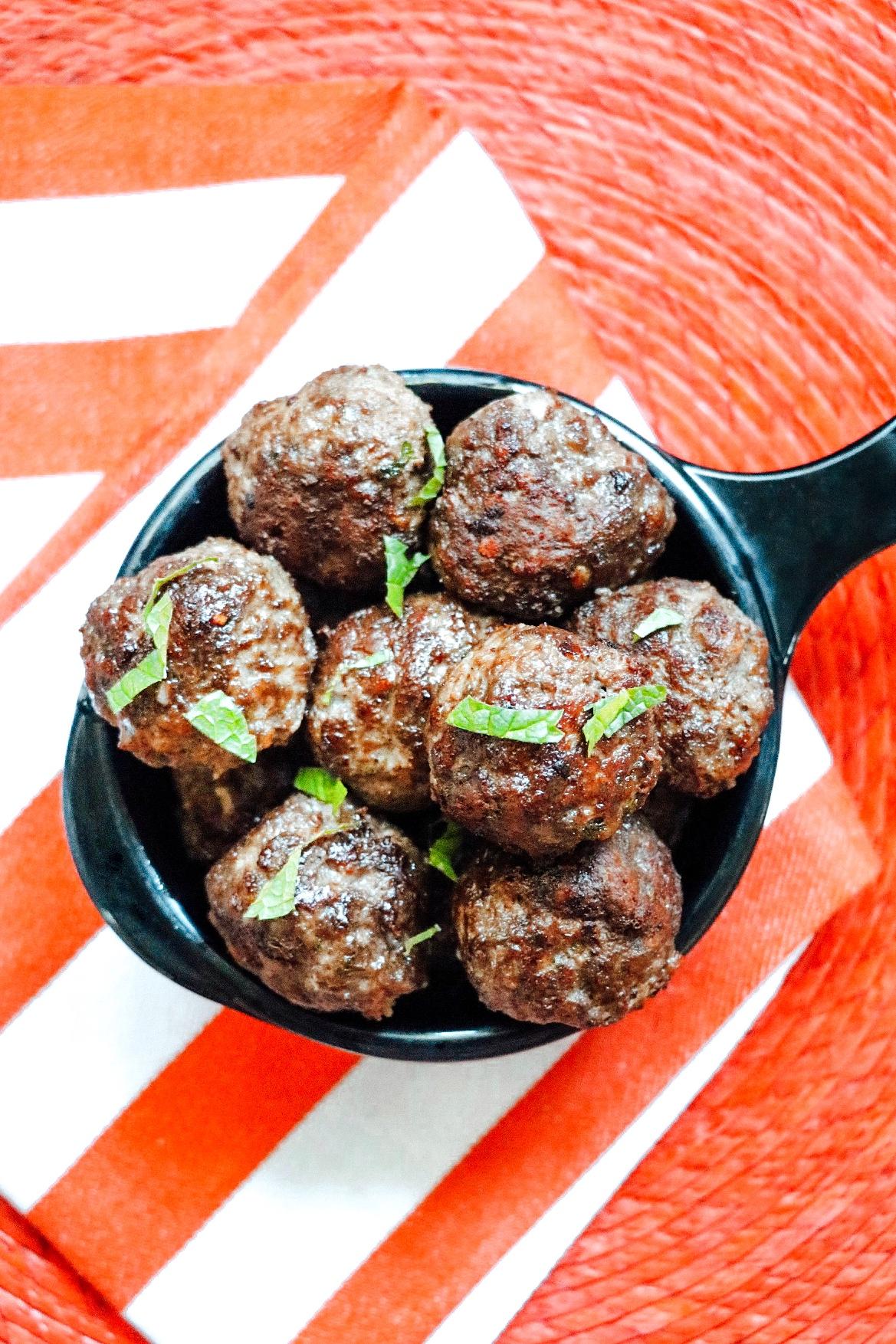 Turkish Meatballs (Kofta)