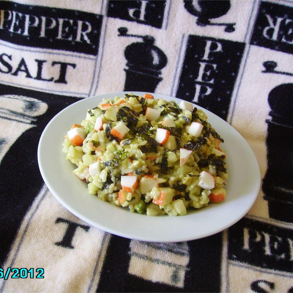 California Roll Salad Christina