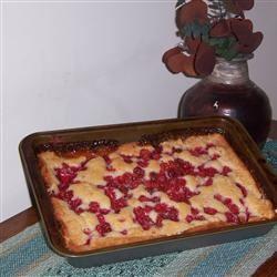 Sour Cherry Pudding Cake xvc