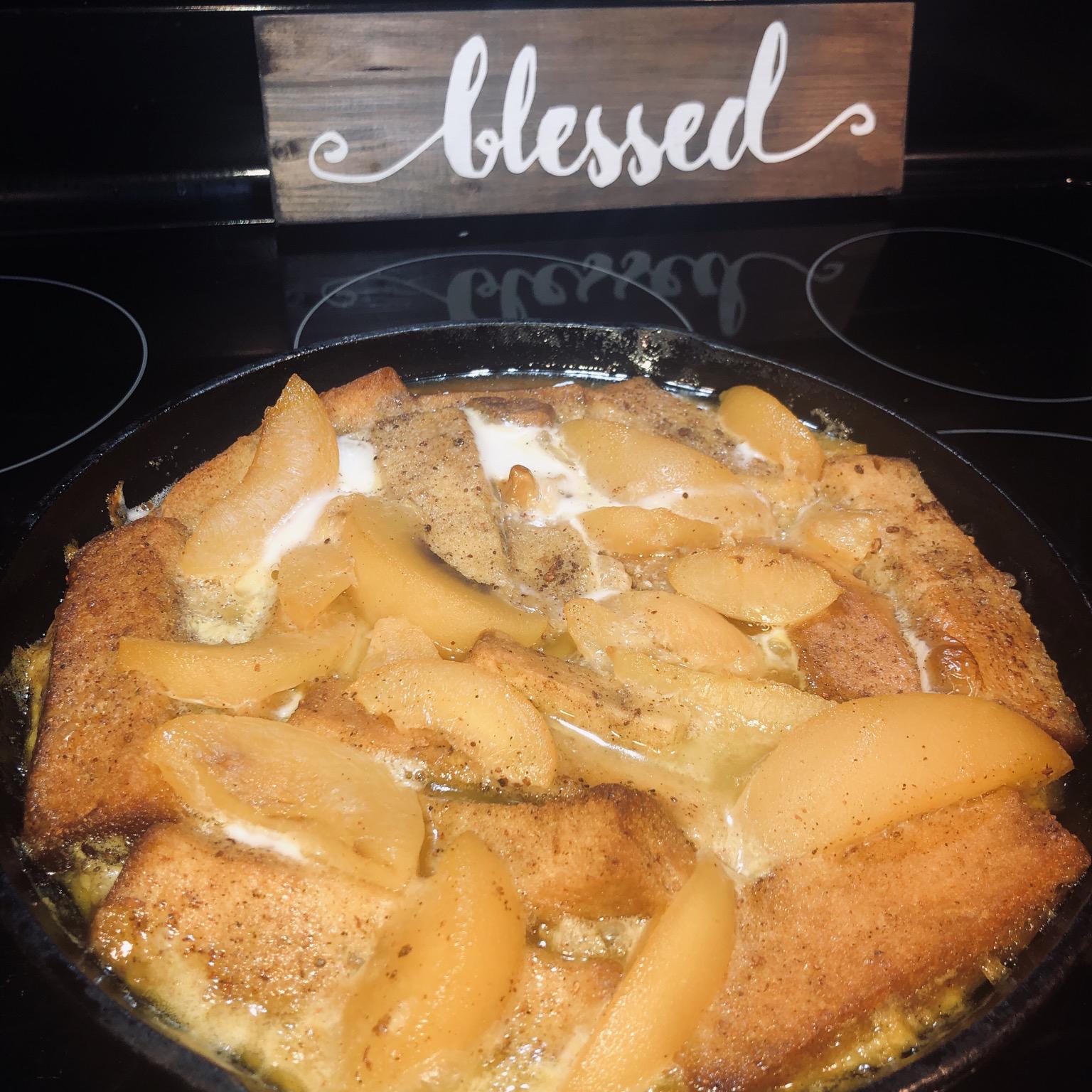 Grandma's Peach French Toast Kaylee Paulk